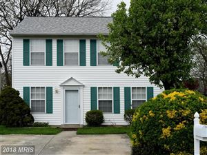 Photo of 311 WINTERBERRY DR, EDGEWOOD, MD 21040 (MLS # HR10219330)
