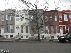 Photo of 1941 HARLEM AVE, BALTIMORE, MD 21217 (MLS # BA10140331)