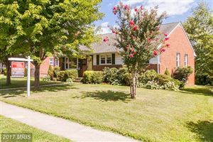 Photo of 504 CULLER AVE, FREDERICK, MD 21701 (MLS # FR10013331)