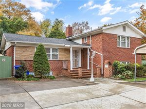 Photo of 8804 CONNECTICUT AVE S, CHEVY CHASE, MD 20815 (MLS # MC10100331)