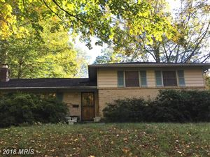 Photo of 14135 FLINT ROCK RD, ROCKVILLE, MD 20853 (MLS # MC10150332)