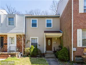 Photo of 12807 CLAXTON DR #1-G, LAUREL, MD 20708 (MLS # PG10201332)