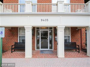 Photo of 9405 BLACKWELL RD #103, ROCKVILLE, MD 20850 (MLS # MC10144333)