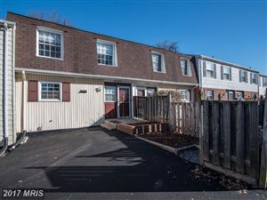 Photo of 3327 TIDEWATER CT #C-7, OLNEY, MD 20832 (MLS # MC10111334)