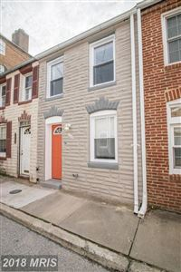 Photo of 2025 PORTUGAL ST, BALTIMORE, MD 21231 (MLS # BA10159335)