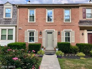 Photo of 4036 NORBECK SQUARE DR, ROCKVILLE, MD 20853 (MLS # MC10311335)