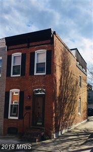 Photo of 401 SANDERS ST E, BALTIMORE, MD 21230 (MLS # BA10155338)