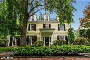 Photo of 35 OXFORD ST, CHEVY CHASE, MD 20815 (MLS # MC9964338)