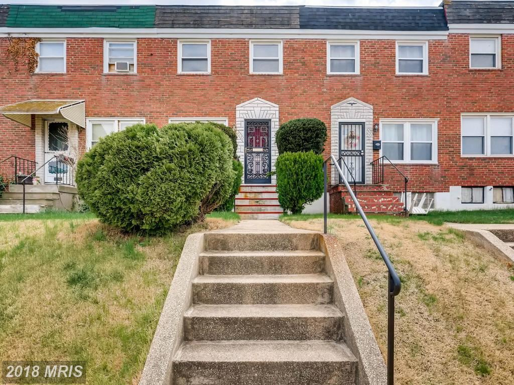 Photo for 4639 SHAMROCK AVE, BALTIMORE, MD 21206 (MLS # BA10208340)