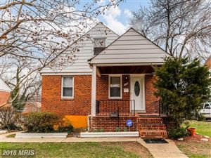 Photo of 5030 PLYMOUTH RD, BALTIMORE, MD 21214 (MLS # BA10161342)