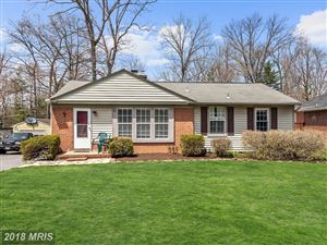 Photo of 4118 BUCKINGHAM RD, PIKESVILLE, MD 21207 (MLS # BC10219344)