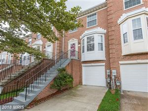 Photo of 9038 CONSTANT CRSE, COLUMBIA, MD 21046 (MLS # HW10313344)