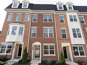 Photo of 7141 JUDICIAL MEWS, FREDERICK, MD 21704 (MLS # FR10115345)