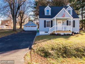 Photo of 18315 COLLEGE RD, HAGERSTOWN, MD 21740 (MLS # WA10120348)