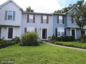 Photo of 8923 PEMBROOK WOODS, LAUREL, MD 20723 (MLS # HW10321350)