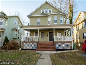 Photo of 3402 MILFORD AVE, BALTIMORE, MD 21207 (MLS # BA10156355)