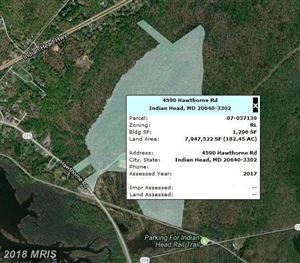 Photo of 4590 HAWTHORNE RD, INDIAN HEAD, MD 20640 (MLS # CH10140356)