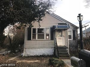 Photo of 7723 NORDBRUCH AVE, DUNDALK, MD 21222 (MLS # BC10132357)