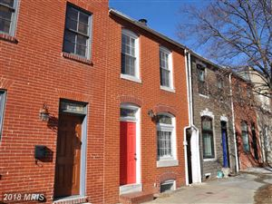 Photo of 628 S MONTFORD AVE, BALTIMORE, MD 21224 (MLS # BA10139361)