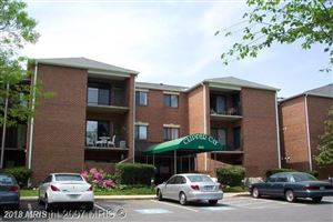 Photo of 2900 SHIPMASTER WAY #309, ANNAPOLIS, MD 21401 (MLS # AA10273362)