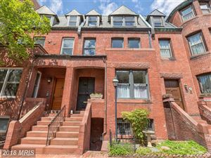 Photo of 1615 RIGGS PL NW, WASHINGTON, DC 20009 (MLS # DC10221363)