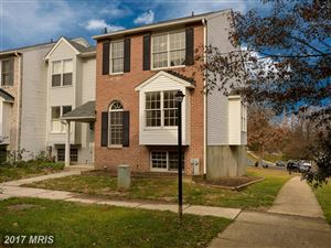 Photo of 3143 SONIA TRL #104, ELLICOTT CITY, MD 21043 (MLS # HW10115364)
