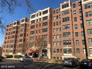 Photo of 3900 14TH ST NW #210, WASHINGTON, DC 20011 (MLS # DC10159365)