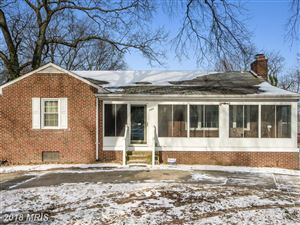 Photo of 8105 FORT FOOTE RD, FORT WASHINGTON, MD 20744 (MLS # PG10121365)