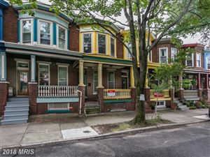 Photo of 3111 ABELL AVE, BALTIMORE, MD 21218 (MLS # BA10269366)