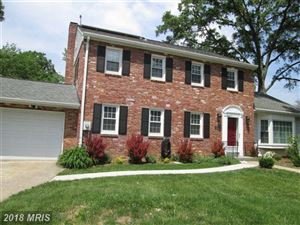 Photo of 8514 BUCKBOARD DR, ALEXANDRIA, VA 22308 (MLS # FX10183366)
