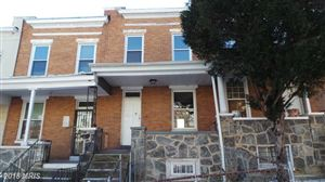 Photo of 741 BARTLETT AVE, BALTIMORE, MD 21218 (MLS # BA10140367)