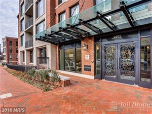 Photo of 4915 HAMPDEN LN #403, BETHESDA, MD 20814 (MLS # MC10091368)