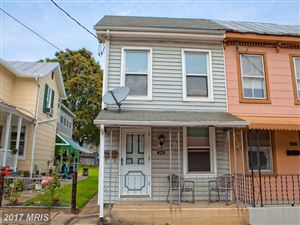Photo of 205 6TH ST, FREDERICK, MD 21701 (MLS # FR10046369)