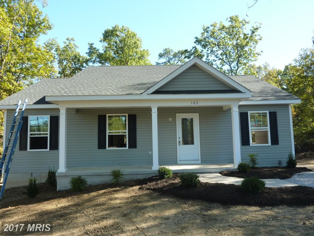 Photo for 103 MEADOW WAY, WINCHESTER, VA 22602 (MLS # FV10071369)