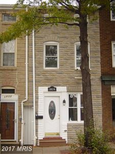 Photo of 1824 EASTERN AVE, BALTIMORE, MD 21231 (MLS # BA10107371)