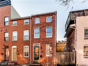 Photo of 1100 BATTERY AVE, BALTIMORE, MD 21230 (MLS # BA10119371)