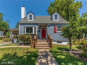 Photo of 1322 VEIRS MILL RD, ROCKVILLE, MD 20851 (MLS # MC10285371)