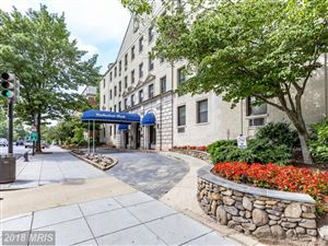 Tiny photo for 3100 CONNECTICUT AVE NW #119, WASHINGTON, DC 20008 (MLS # DC10271375)