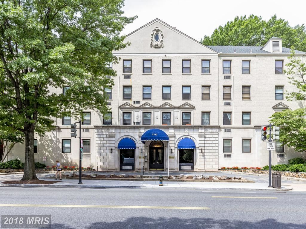Photo for 3100 CONNECTICUT AVE NW #119, WASHINGTON, DC 20008 (MLS # DC10271375)