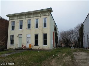 Photo of 2911 FREDERICK AVE, BALTIMORE, MD 21223 (MLS # BA10186377)
