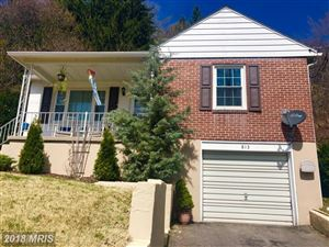 Photo of 813 WOODLAND AVE, LAVALE, MD 21502 (MLS # AL10159378)