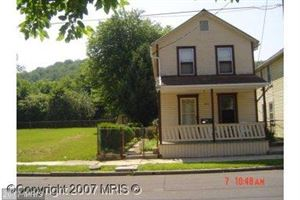 Photo of 930 GAY ST, CUMBERLAND, MD 21502 (MLS # AL8162382)