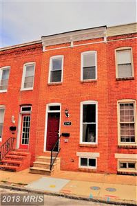Photo of 1747 CLARKSON ST, BALTIMORE, MD 21230 (MLS # BA10122382)