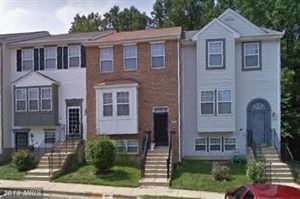 Photo of 4232 APPLE ORCHARD LN #7, SUITLAND, MD 20746 (MLS # PG10213383)