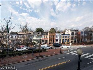 Tiny photo for 1673 WISCONSIN AVE NW, WASHINGTON, DC 20007 (MLS # DC10173384)
