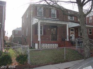 Photo of 615 FARRAGUT PL NE, WASHINGTON, DC 20017 (MLS # DC10115385)