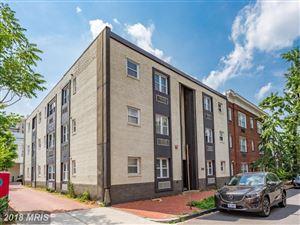 Photo of 1512 MARION ST NW #104, WASHINGTON, DC 20001 (MLS # DC10275387)