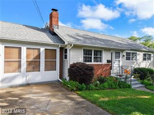 Photo of 113 SIMMS DR, ANNAPOLIS, MD 21401 (MLS # AA10269388)