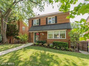 Photo of 4512 Q PL NW, WASHINGTON, DC 20007 (MLS # DC10003388)