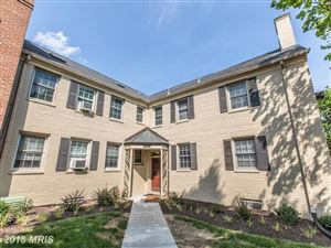 Photo of 8329 GRUBB RD #G-203, SILVER SPRING, MD 20910 (MLS # MC10276389)